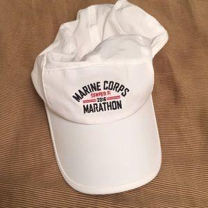 Brooks Marine Corps Marathon 2016 hat